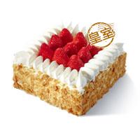 incake草莓拿破仑蛋糕