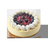 incake蓝莓优格蛋糕