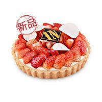 incake草莓派蛋糕